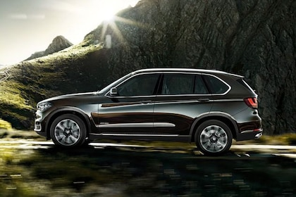 BMW X5 2014-2019 Side View (Left)  Image