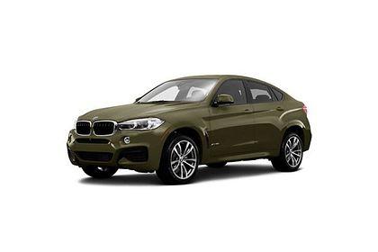 BMW X6 2012-2014 Front Left Side Image