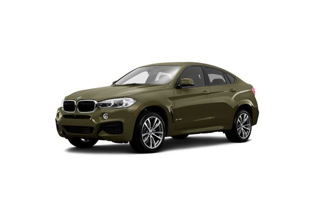 BMW X6 2012-2014 Front Left Side Image