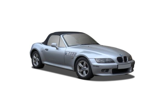 BMW Z3 Front Left Side Image