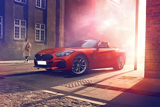 New Bmw Z4 Price Images Review Specs