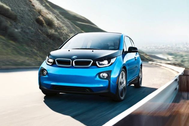 BMW i3 Front Left Side Image