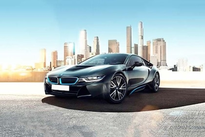 BMW i8 Front Left Side Image