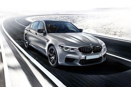 BMW M5 Front Left Side Image