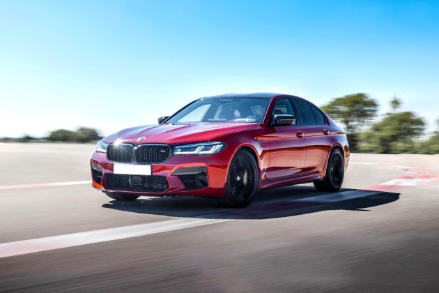 BMW M5 Insurance Quotes