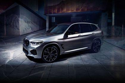 BMW X3 M Front Left Side Image