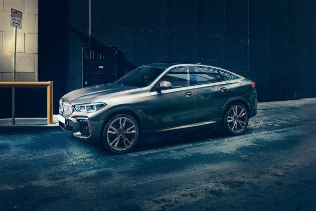 BMW X6 xDrive40i xLine