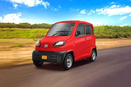 बजाज क्यूट आरई60 front left side image