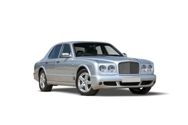 Bentley Arnage Front Left Side Image