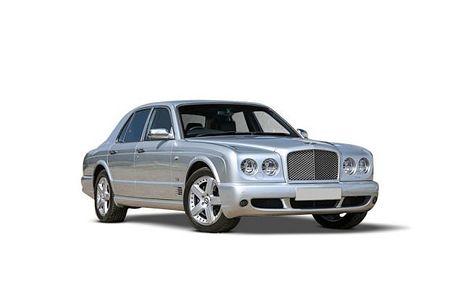 Bentley Arnage Front Left Side Image