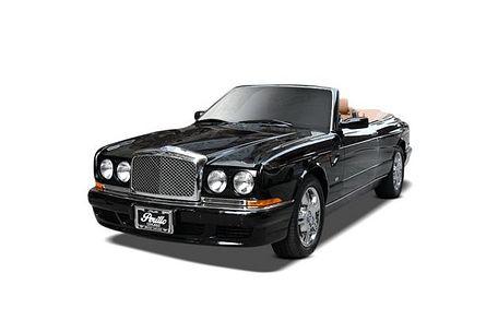 Bentley Azure Front Left Side Image