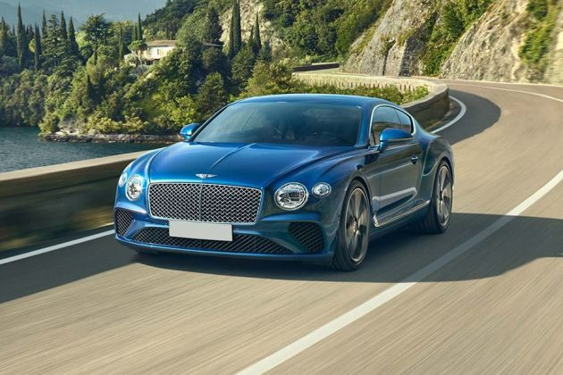 Bentley Continental GT On Road Price (Petrol), Features & Specs, Images