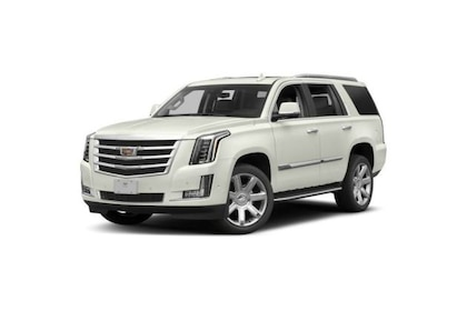 Cadillac Escalade Front Left Side Image