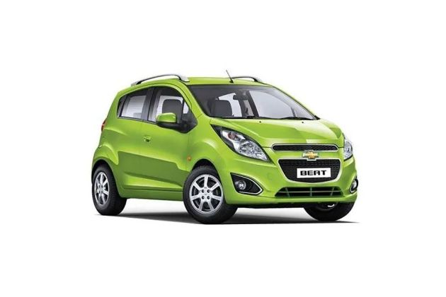 Chevrolet Beat Front Left Side Image