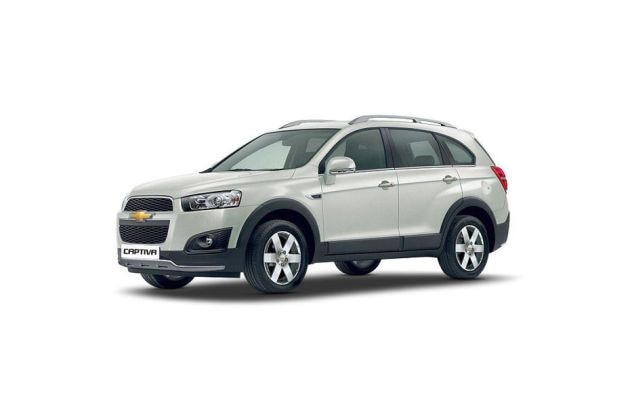 Chevrolet Captiva 2012 2013 Specifications Features
