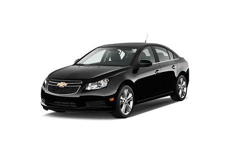 Chevrolet Cruze 2010-2011 Front Left Side Image