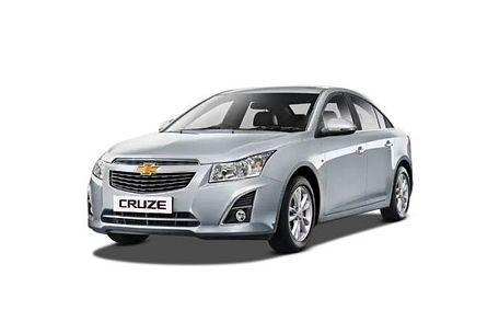 Chevrolet Cruze 2014-2016 Front Left Side Image