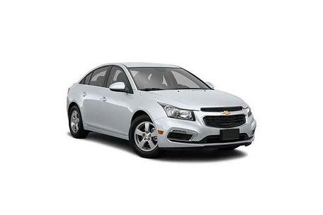 Chevrolet Cruze Front Left Side Image