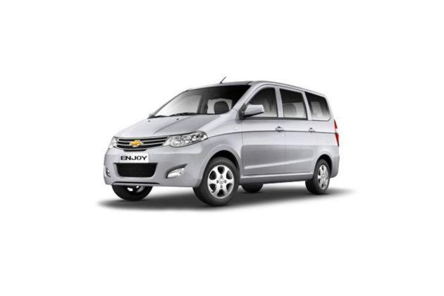 Chevrolet Enjoy 2013-2015 Front Left Side Image