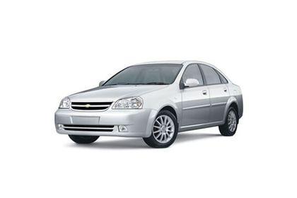 Chevrolet Optra Front Left Side Image