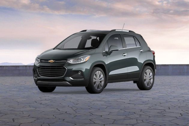 Chevrolet Trax Front Left Side Image