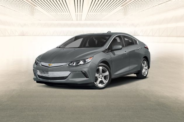 Chevrolet Volt Front Left Side Image