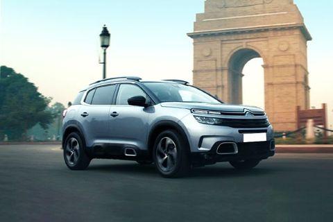 ಸಿಟ್ರೊನ್ ಸಿ5 Aircross