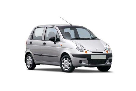 Daewoo Matiz Front Left Side Image
