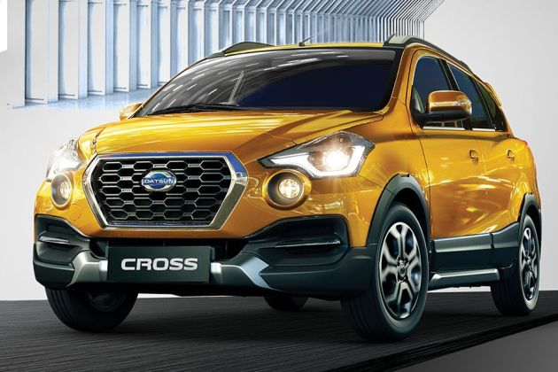 Datsun Cross Price in India, Launch Date, Images & Spec, Colours