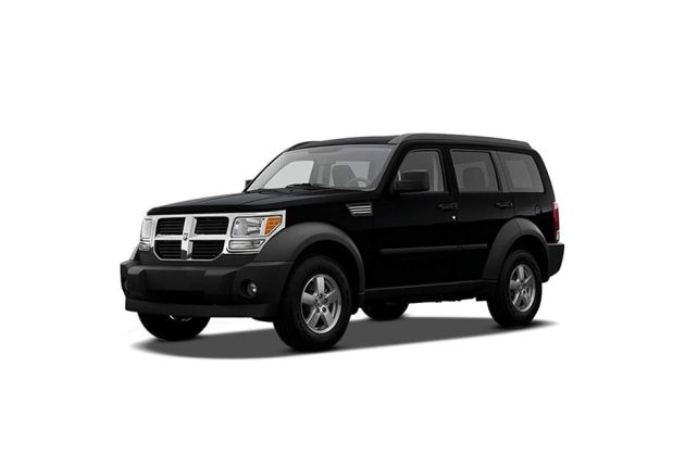 Dodge Nitro Front Left Side Image