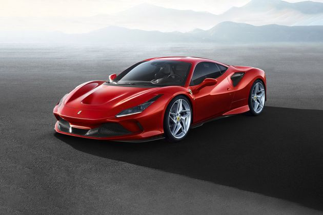 Ferrari F8 Tributo V8 Turbo
