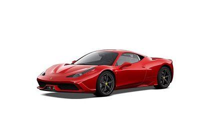 Ferrari 458 Speciale Front Left Side Image