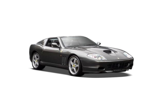 Ferrari 575 Superamerica Front Left Side Image