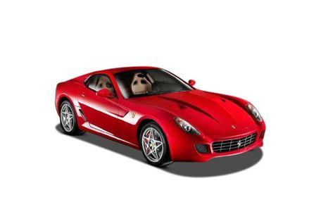 Ferrari 599 GTB Fiorano Front Left Side Image