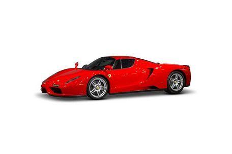 Ferrari Enzo Front Left Side Image