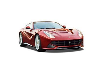Ferrari F12berlinetta Front Left Side Image