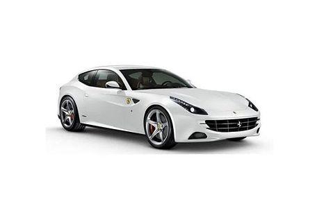 Ferrari FF Front Left Side Image