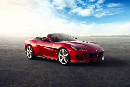 Ferrari Portofino Front Left Side Image