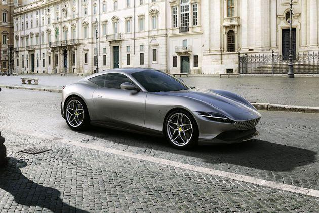 Ferrari Roma Coupe V8