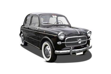 Fiat 1100 Front Left Side Image