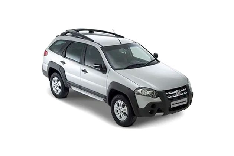 Fiat Adventure Front Left Side Image