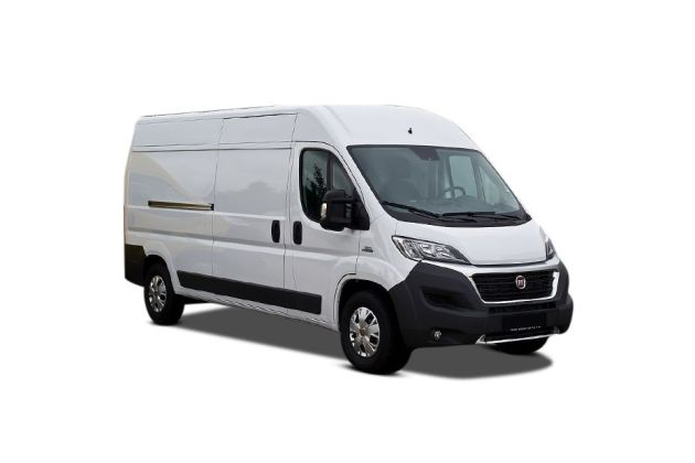 Fiat Ducato Front Left Side Image