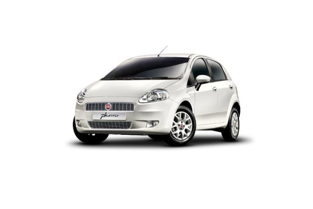 Fiat Grande Punto 2009-2013 Front Left Side Image