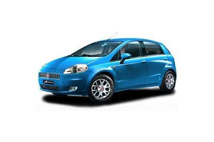 Fiat Grande Punto Front Left Side Image