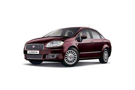 Fiat Linea 2012-2014 Front Left Side Image