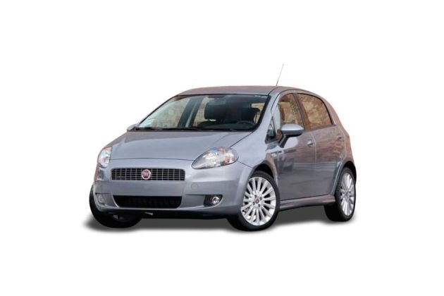 Fiat Punto Front Left Side Image