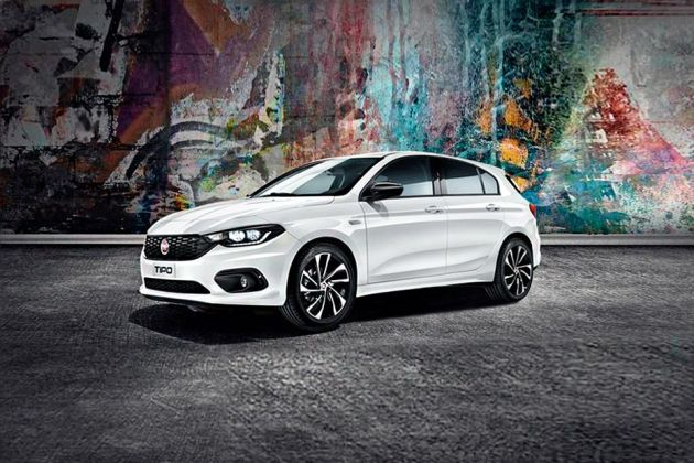 Fiat Tipo Front Left Side Image