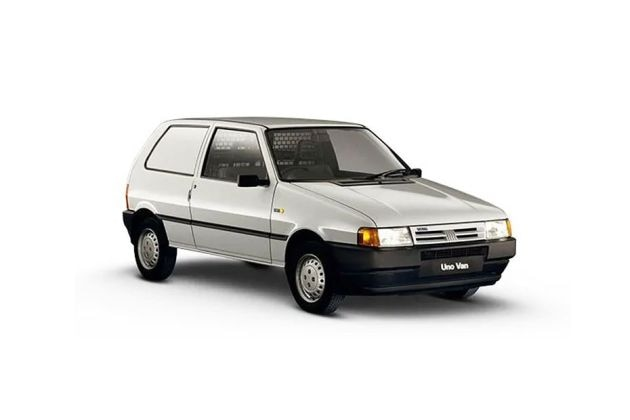 Fiat Uno Front Left Side Image