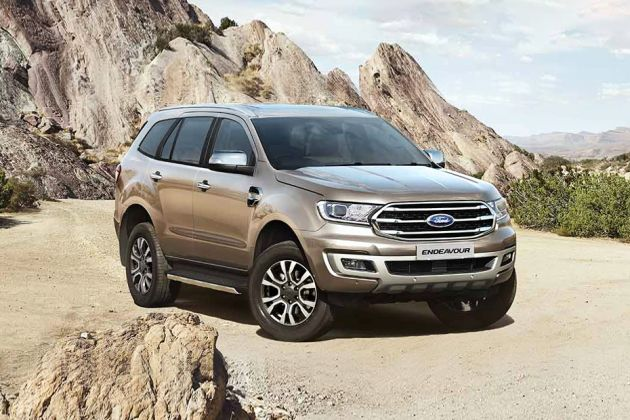 Ford Endeavour Insurance Quotes