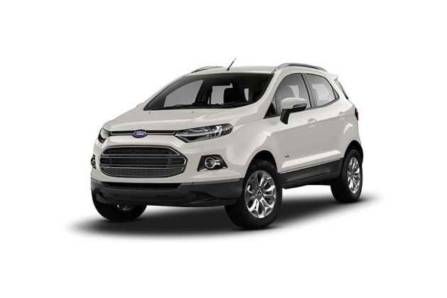 New!Chrome Smart Door Handle Cover Trim Modelling for Ford Ecosport 2013 2014